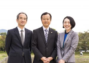 Portraits for Kiuchi Law Firm; 14 OCT 2016; Kyoto, Japan